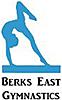 Berks East Gymnastics logo