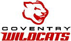 Coventry Wildcats Lacrosse logo
