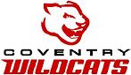 Coventry Wildcats Lacrosse logo