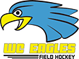WC Eagles Field Hockey Club logo