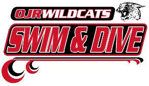 OJR Wildcats Swim & Dive logo