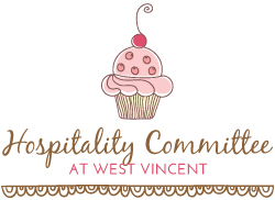 Hospitality Committee at West Vincent Elementary