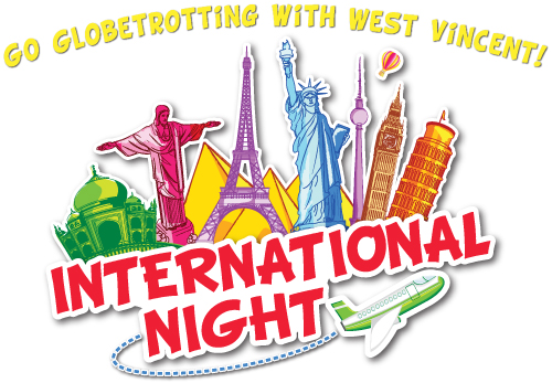 West Vincent Elementary School's International Night is coming this April 3, 2014!