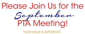 Join us tonight at 6:30 for the PTA Meeting at WVES — West