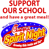 May 4th, 5-7:30 pm Dine-in or Drive-thru!