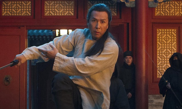 Donnie yen as Meng Sizhao