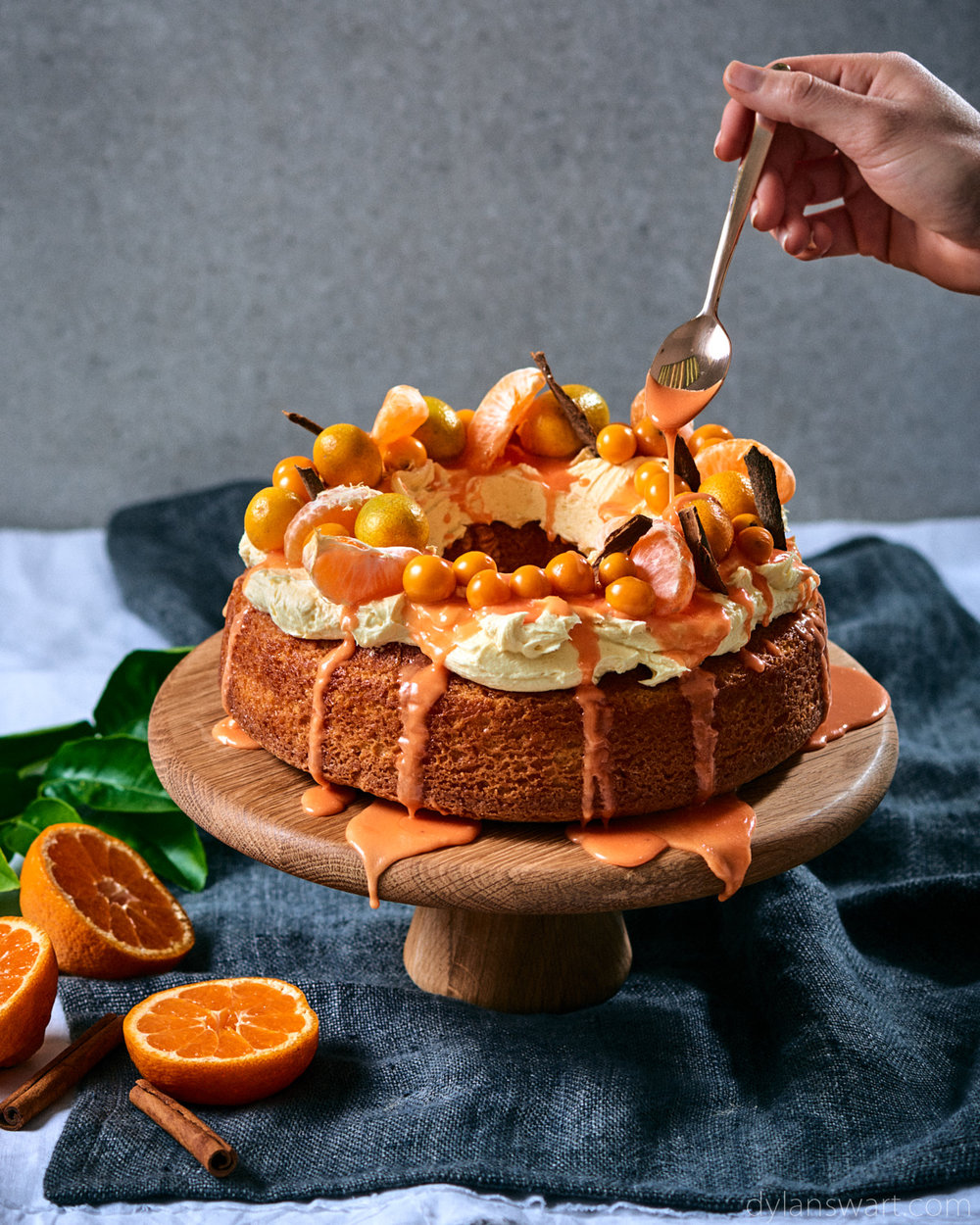 Rum Baba Bundt Cake