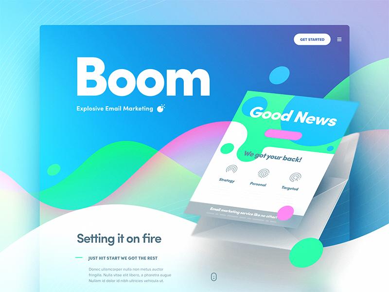 boom design