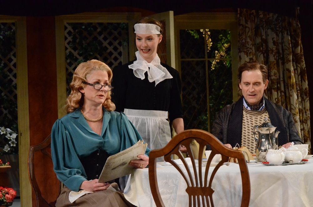Blithe Spirit  Directed by Mark Rucker  Photo by Jay Yamada
