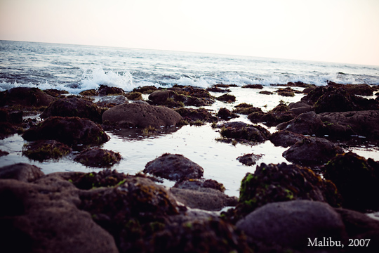 malibu, califonia fine art photograph