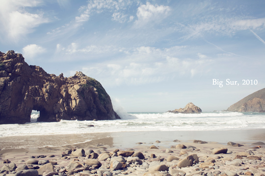 big sur, california fine art photograph
