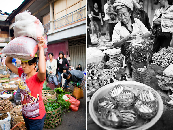 Traditional Balinese Market, the Ubud Market