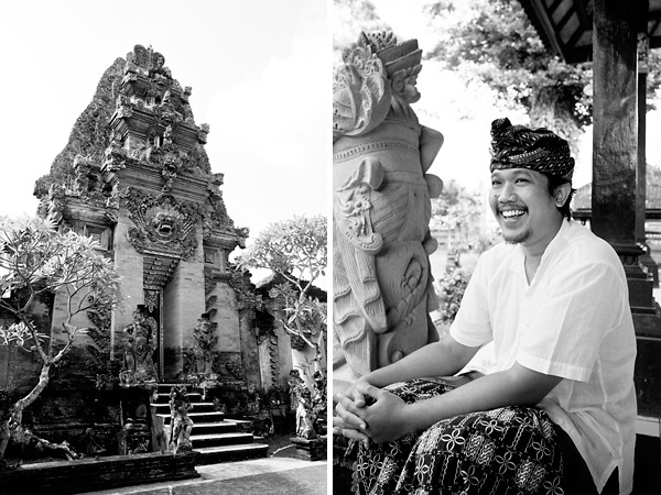 Bali Travel Photographs - Prince of Pelitian
