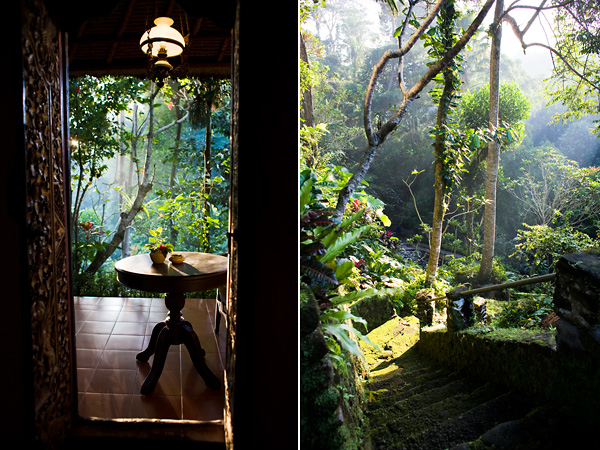 Hotel Tjampuhan; Ubud, Bali; Bali Travel Photography