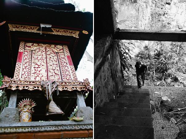 Tjampuhan Temple; Ubud, Bali