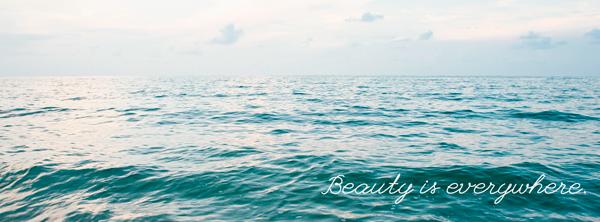 Bali Travel Photography, Ocean Fine Art Photograph