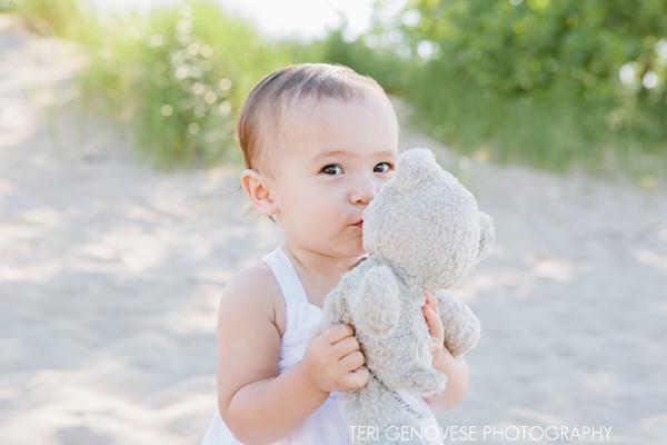 lake michigan beach portraits -3