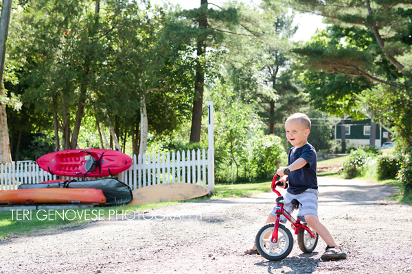 kids bike photograph