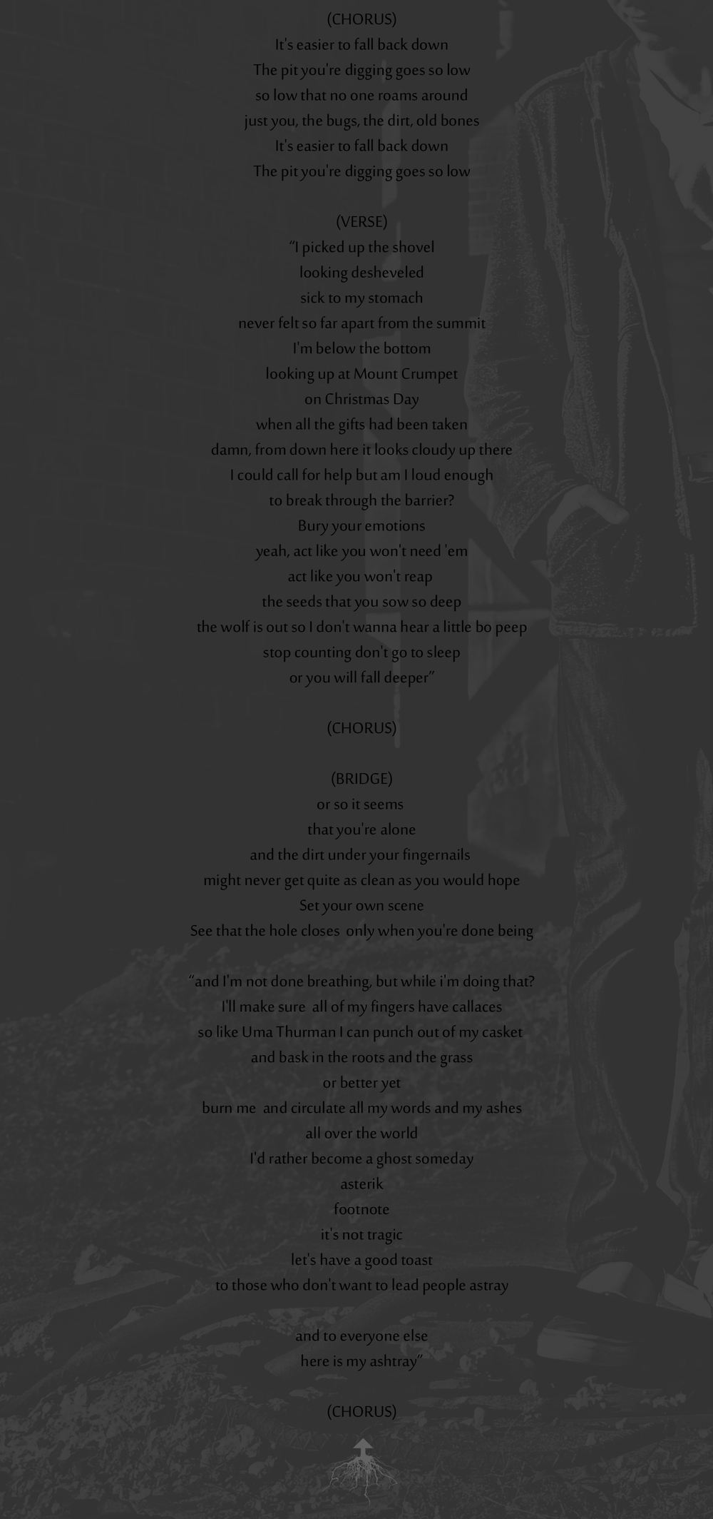 09 Back Down lyrics