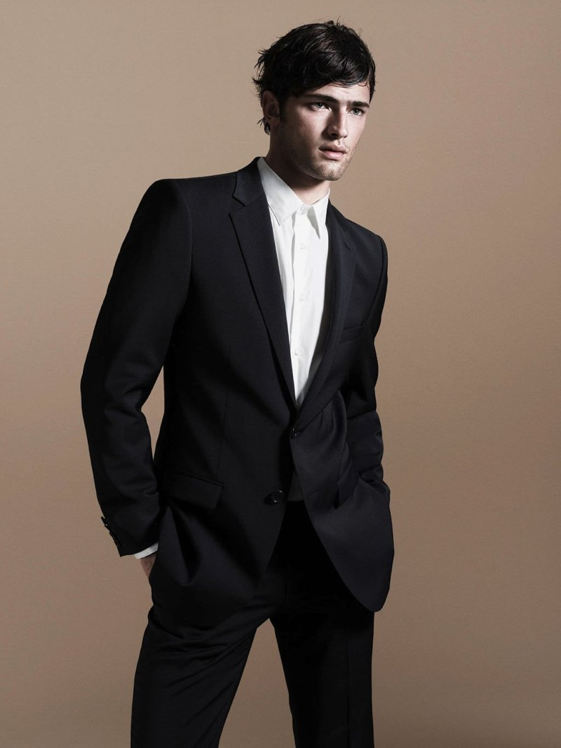 Sean O'Pry by David Sims for Zara Fall  09.jpg