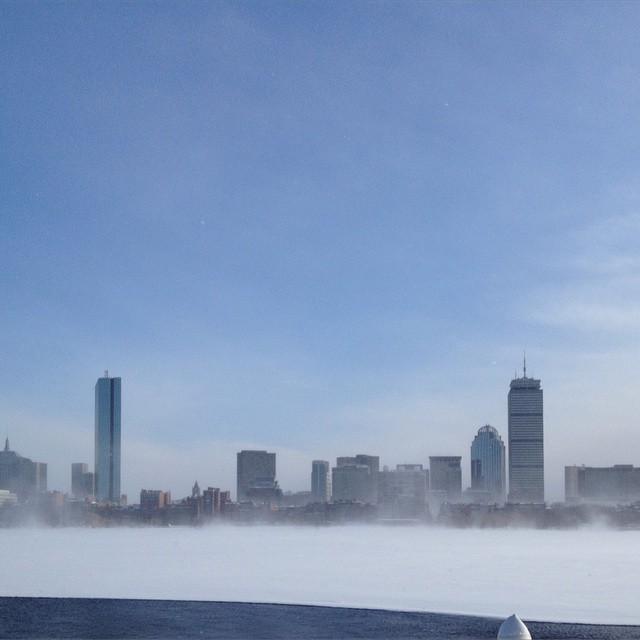 Good Morning, #Boston.