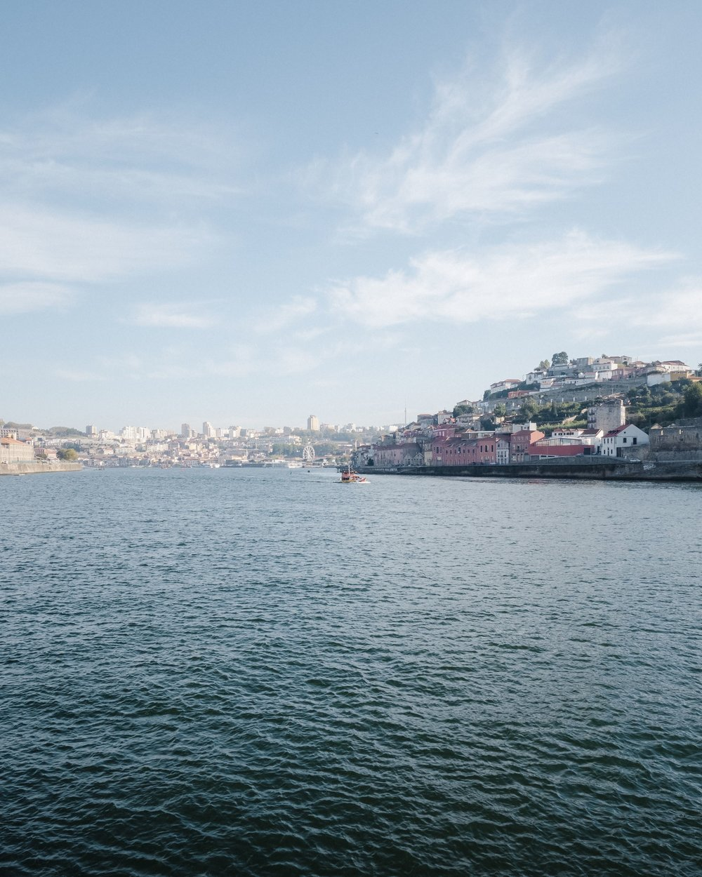 Gaia is home to Porto's world-famous port cellars.