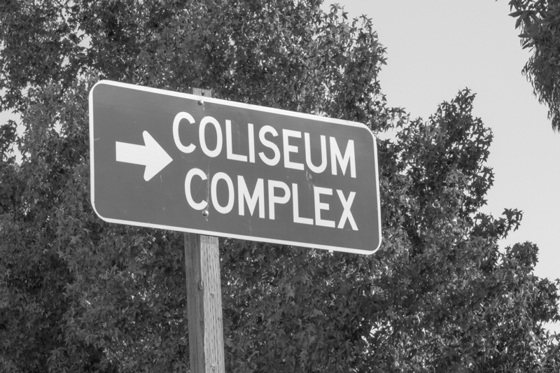 Cosigned Feature - Coliseum Complex