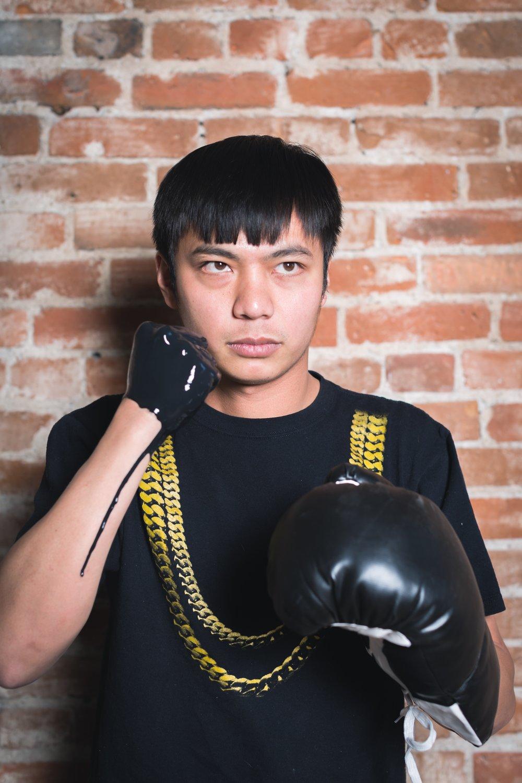 Lin Wen-Ben -  Please Punch: The Martial Artist 2    Photo Credit: Jake Holschuh