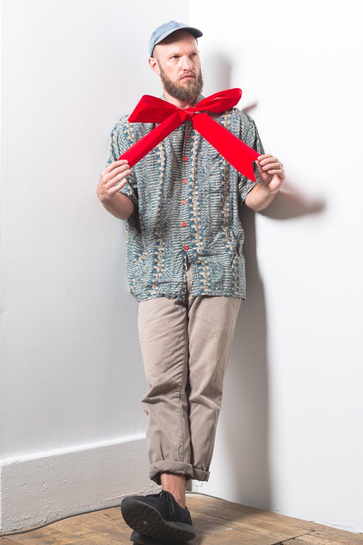 Jeff Page -  The Blushing Bow   Photo Credit: Jake Holschuh