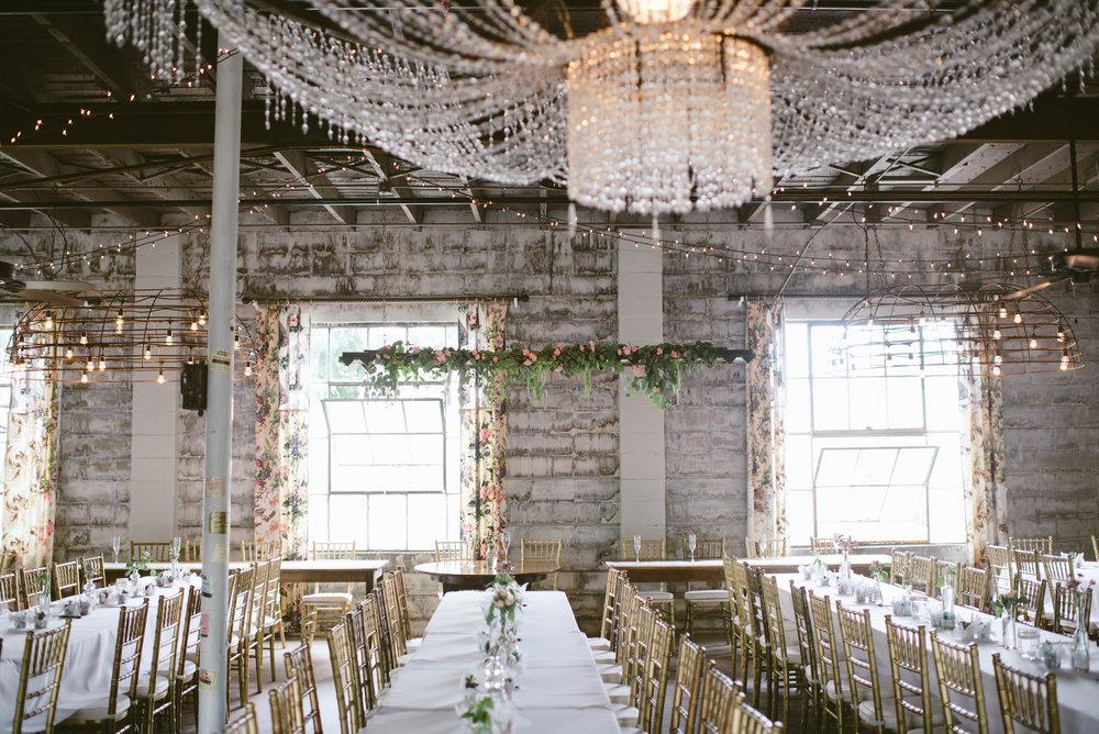 Wedding at the Sundance Studios in Benton Harbor Michigan