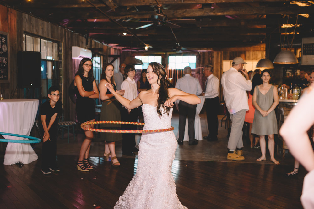 Wedding at the Sundance Studios in Benton Harbor, MI