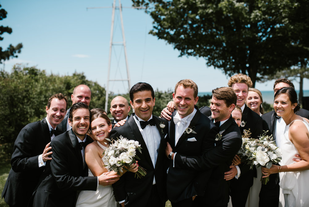 same sex wedding in South Haven Michigan