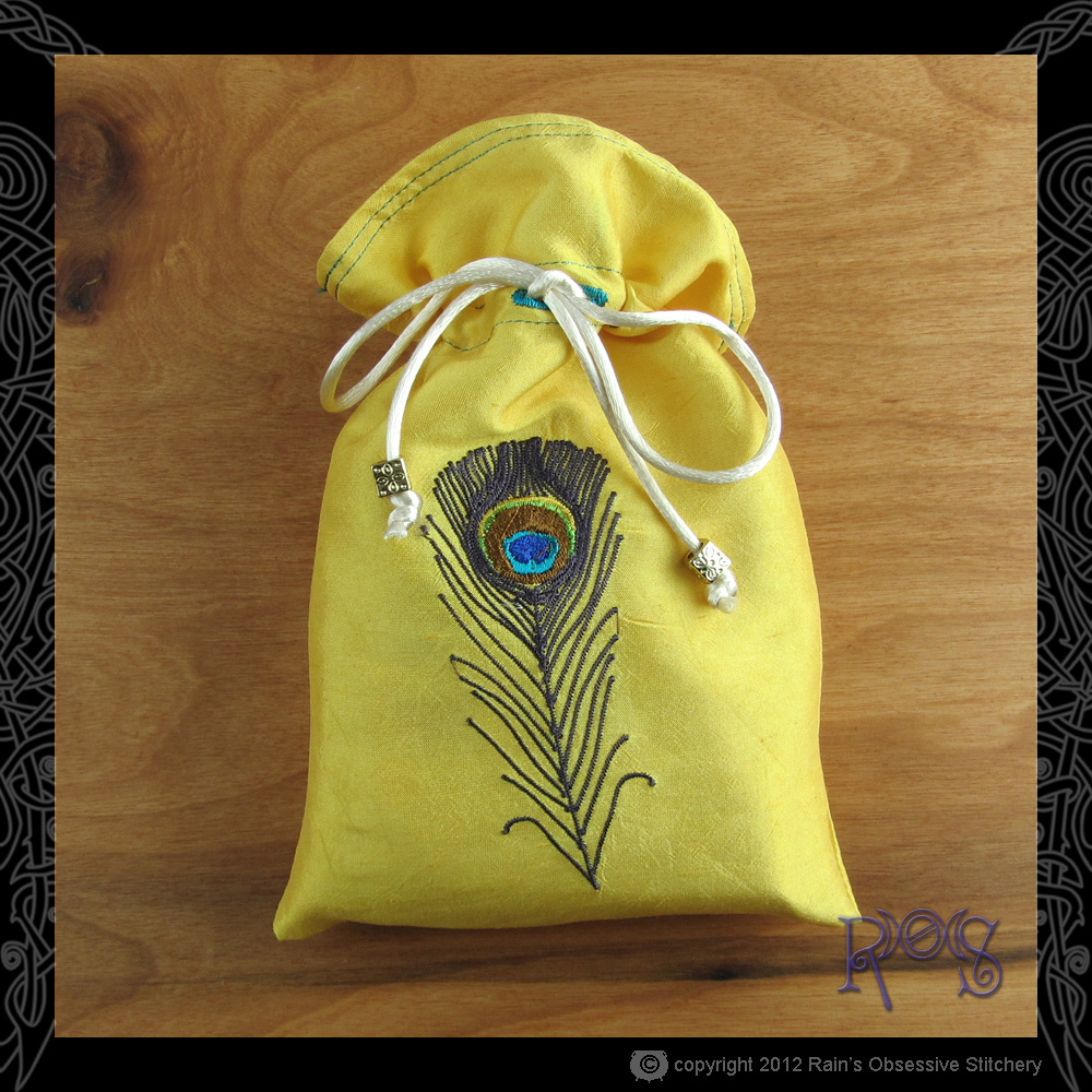 tarot-bag-gold-peacock-feather.JPG