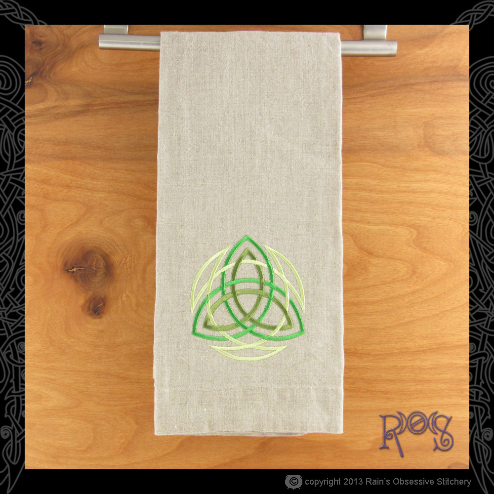 Large Natural Linen