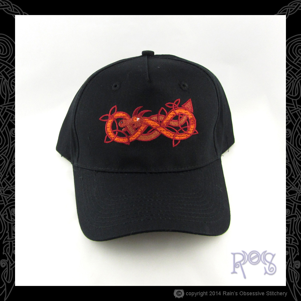 Cap-1-Black-Celtic-Dragon.JPG