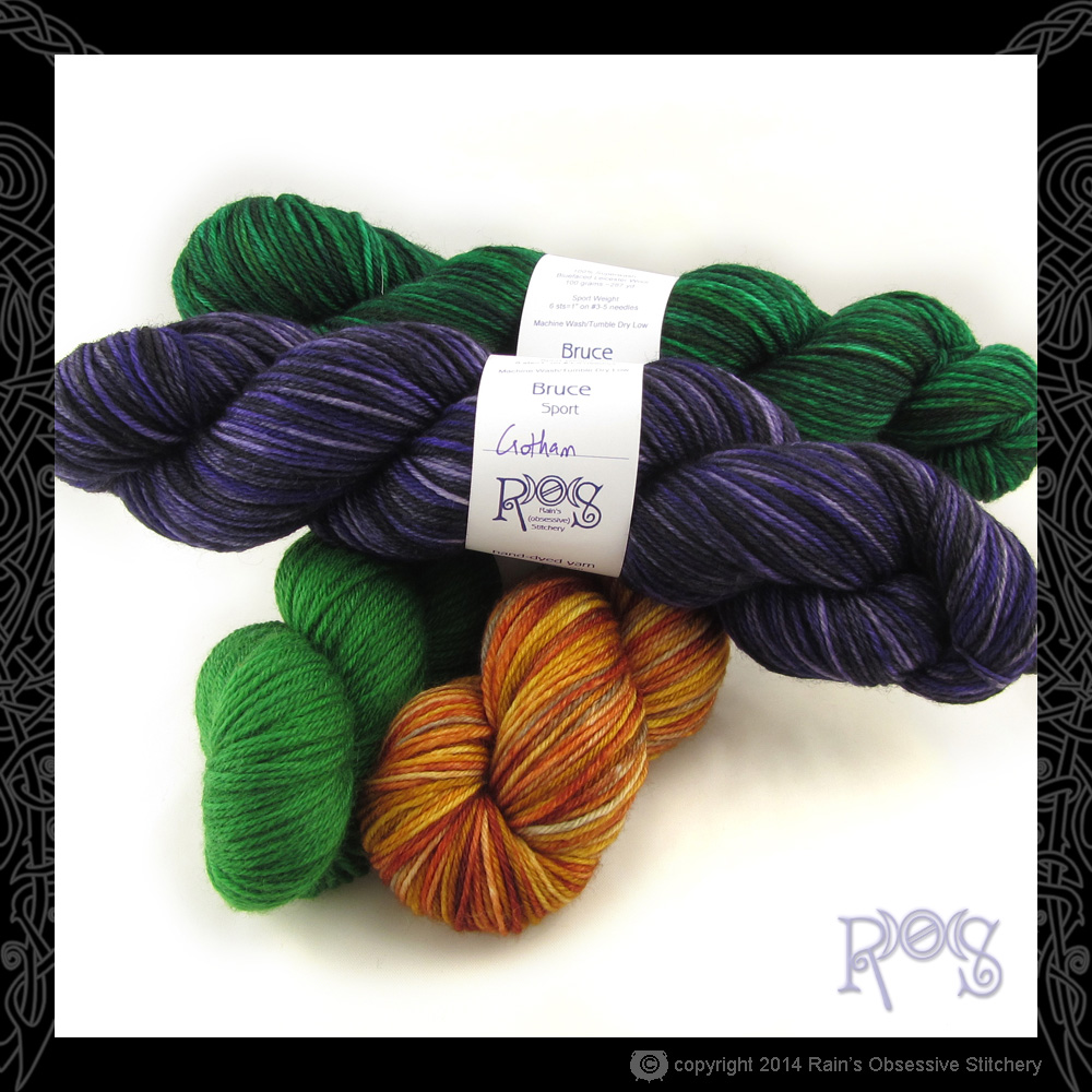 Amanda 100% Superwash Merino Lace: 875 yd/100g