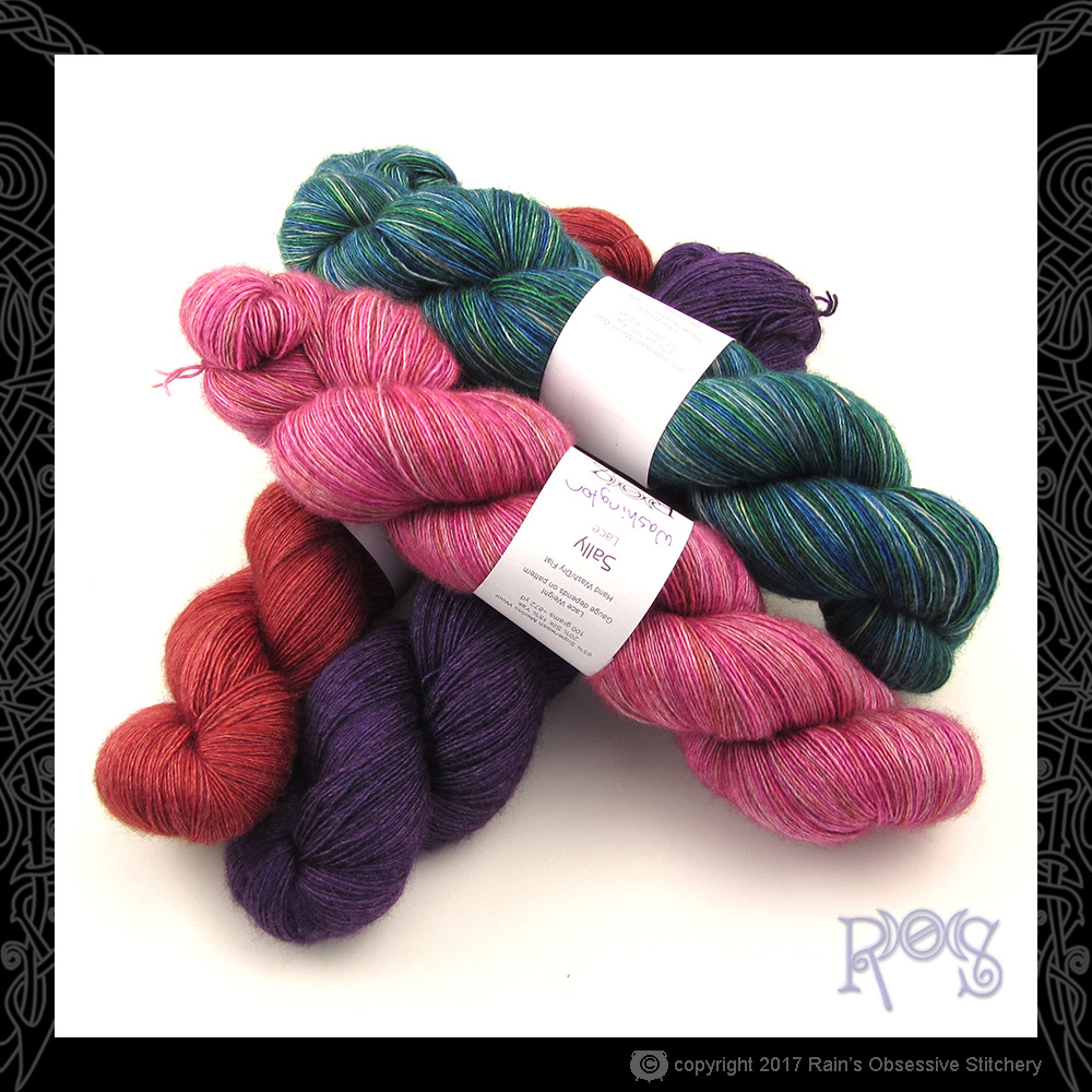 Special Featured Yarn A portion of proceeds will be donated to the ACLU
