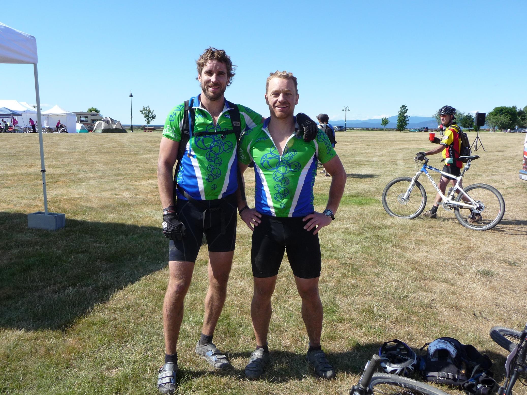 GWA Racers - couple of studs