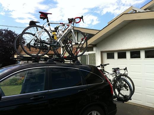 Pack a few bikes....