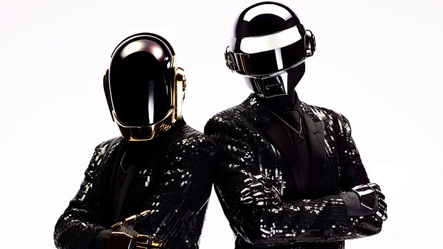 Daft Punk (Photo: MemoMorales97; https://commons.wikimedia.org/wiki/File:Daft_punk.jpg)