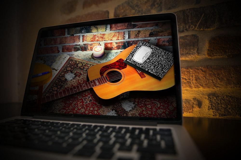Singer/Songwriter - Website