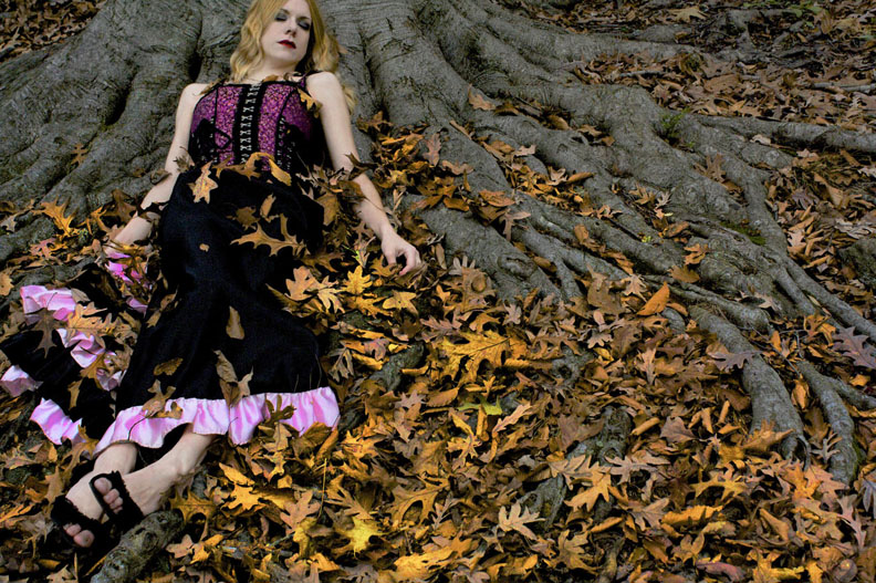 Model: Elizabeth Walker  