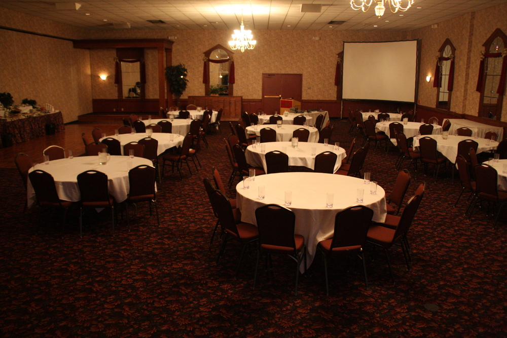 Christina Room Meeting Space, Buffalo & Niagara Falls NY