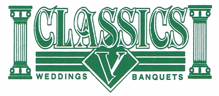 Classics V Banquet Venue Logo, Buffalo & Niagara Falls NY