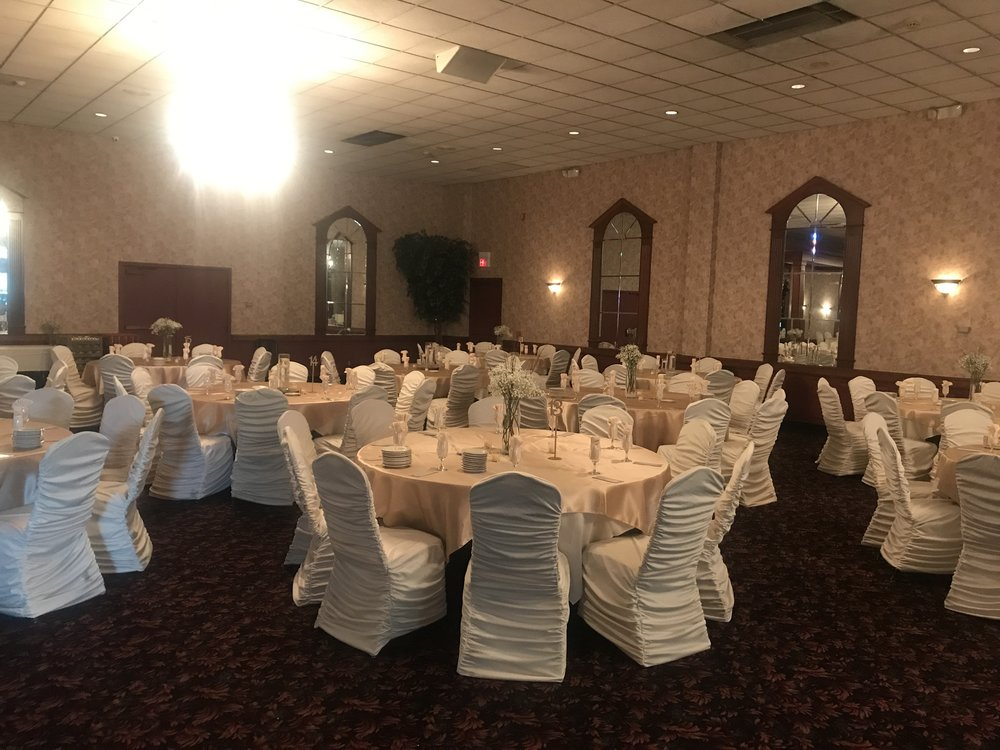 Chair Covers at our Wedding Venue
