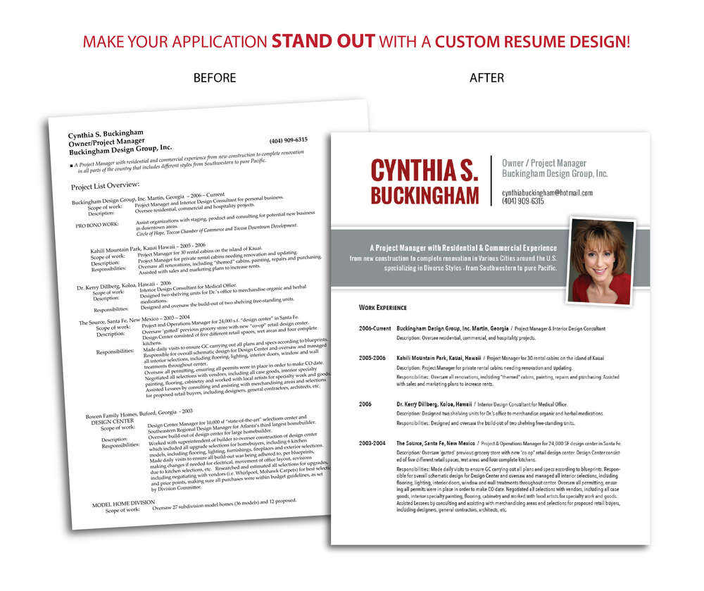 Capstone Resume: Certified Professional Resume Writers