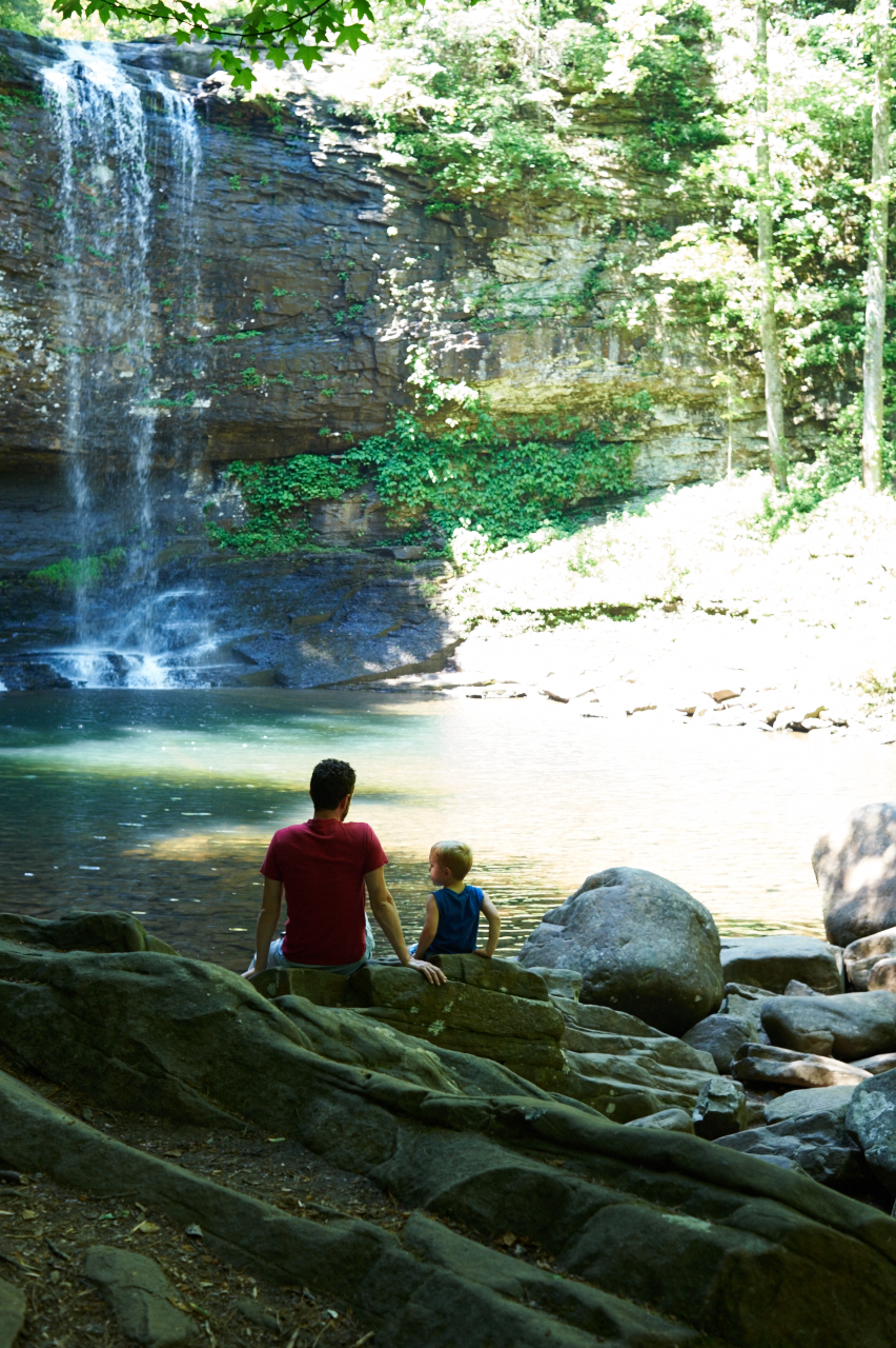 mothers day, cloudland canyon, its the everyday photography, waterfalls