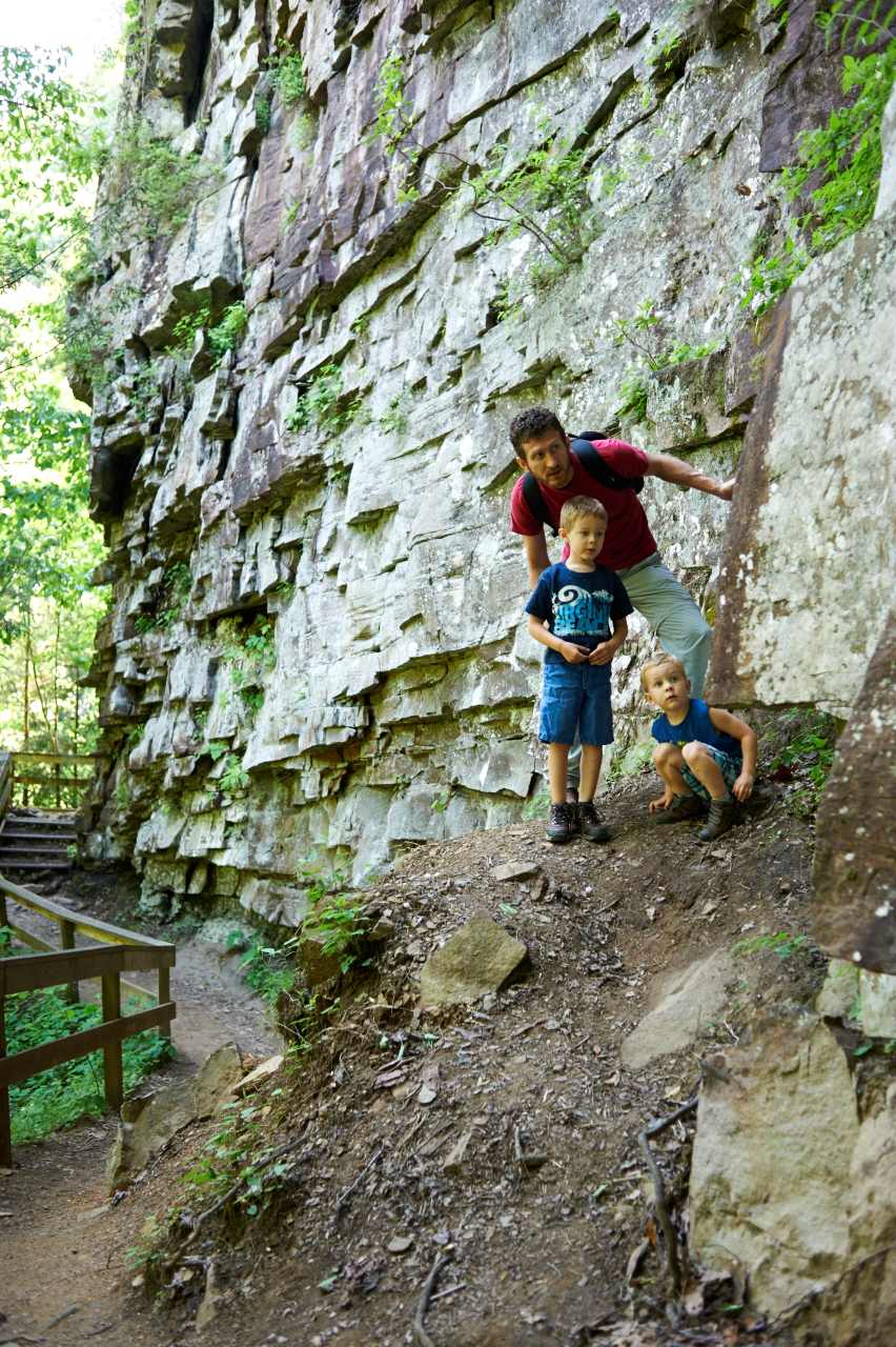 mothers day, cloudland canyon, its the everyday photography