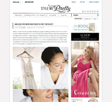 STYLE ME PRETTY Jamaica Destination Wedding