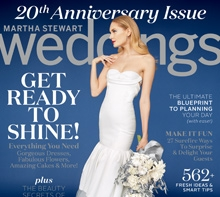 MARTHA STEWART WEDDINGS 63 Top Wedding Planners